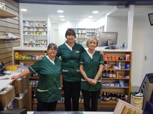 The Team at Dedham Pharmacy in Colchester